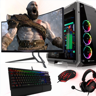 Custom PC for gaming
