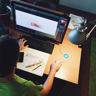 Custom PC for Graphic Design