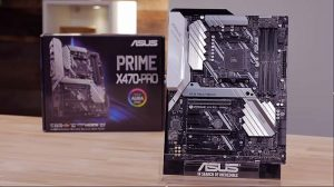 ASUS Prime X470-Pro AMD ATX Motherboard