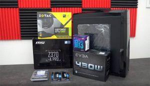 Build A Custom PC