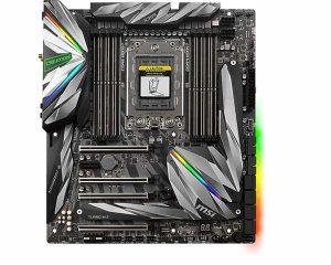 MSI Gaming AMD MEG X399 Creation
