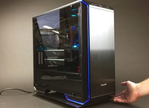 be Quiet PC Case