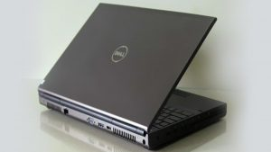 Dell M4800 Ultra-Powerful Mobile Workstation Laptop Back View