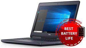 Best Battery Life Workstation Laptop