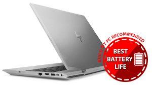 Best Battery Life Budget Workstation Laptop