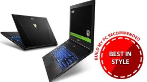 Best in Style Budget Workstation Laptop