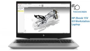 HP Zbook 15V G5 Workstation Laptop