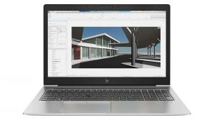 HP ZBook 15u G5 Workstation Laptop