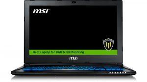MSI WS60 Slim and Light Workstation Laptop
