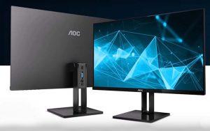 AOC 24 Inch Best Design Monitor