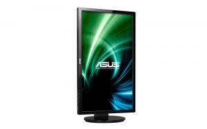 Asus 24 Inch Monitor Rotated