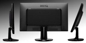 Benq 24 inch Monitor Back
