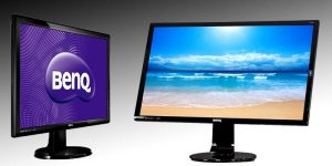 Benq 24 inch Monitor Front