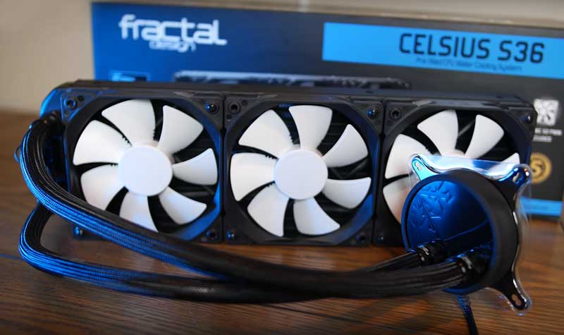 All-in-One Liquid CPU Cooler