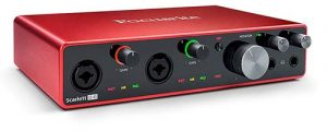 Focusrite Scarlet 8i6 USB Audio Interface