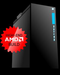 best gaming PC build 2021