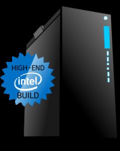 High-end Intel 3D Render PC build