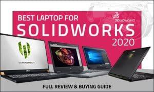 Best laptop for Solidworks 2020