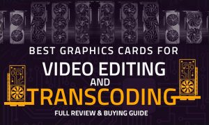 Best GPUs for Video Editing and Transcoding in 2020