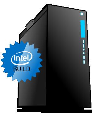 Office Intel PC Build